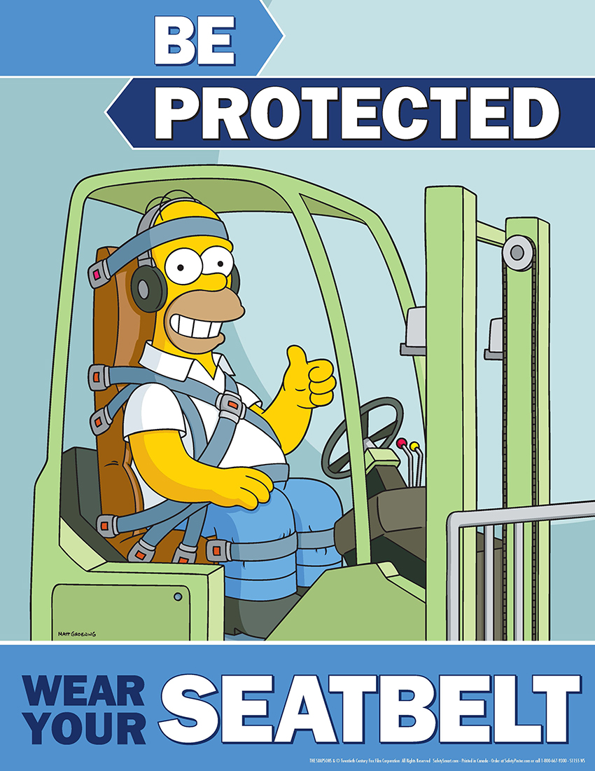 Top Forklift Safety Tips